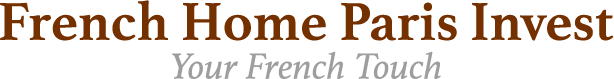 Agence immobiliere FRENCH HOME PARIS INVEST